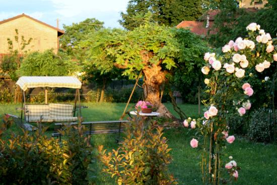 Agriturismo Argaland Parma: Giardino