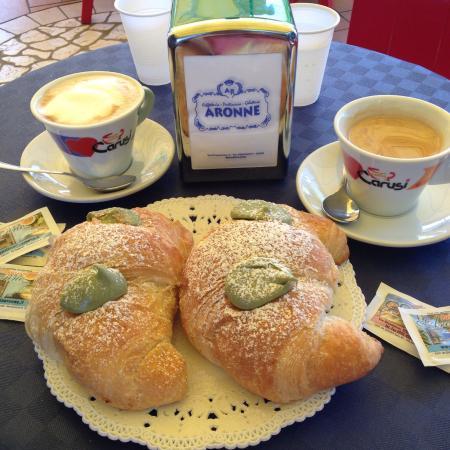 Pasticceria Aronne: Le fantastiche colazioni da aronne