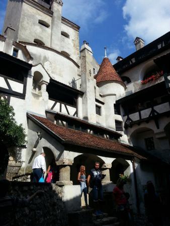 Bran Castle (Dracula's Castle): The castle