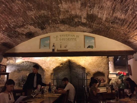 La Taverna di San Giuseppe: Taverna La San Giuseppe