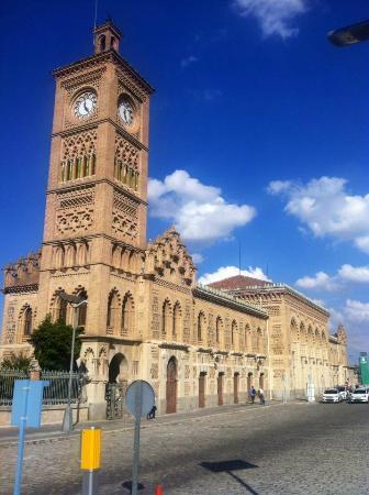 Toledo City Tour: Toledo Station