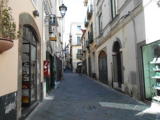 ruelas de Salerno