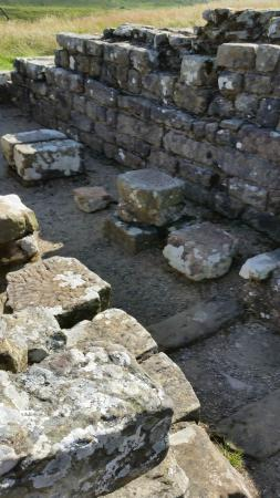 Heart of Scotland Tours: Part of the fort