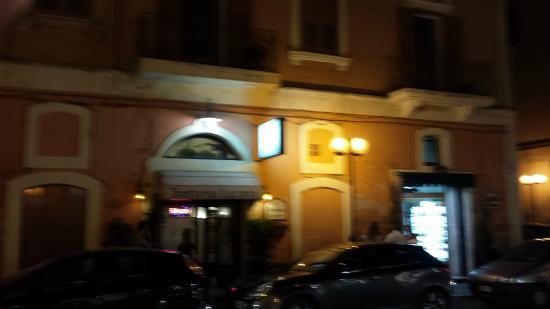 Trattoria Lucana: esterno
