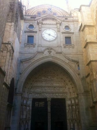 Toledo City Tour: Toledo Cathedral