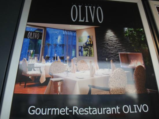 OLIVO - Gourmetrestaurant: Ресторан  OLIVO