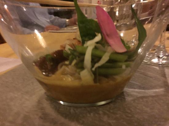 Cuisine Wat Damnak: Nice restaurant