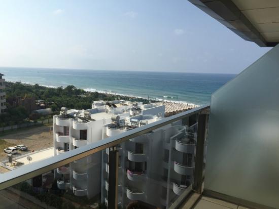 Royal Garden Select & Suite: sea view