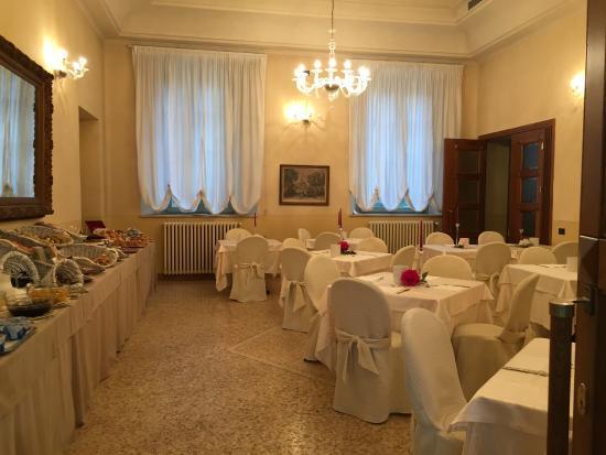 Centro Paolo VI: Salle du petit-déjeuner