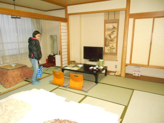 Isawa View Hotel: ห้องกว้างขวางสุด ๆ มีทุกอย่างให้พร้อม