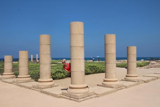 Caesarea National Park: Herods  palace