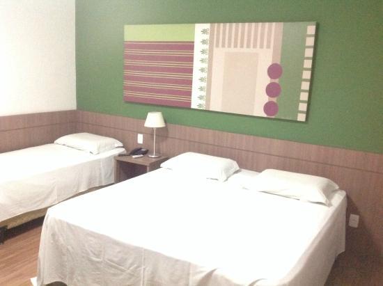 Samambaia Executive Hotel: AP. CASAL