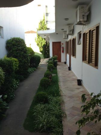 Samambaia Executive Hotel: APS. CORREDOR EXTERNO