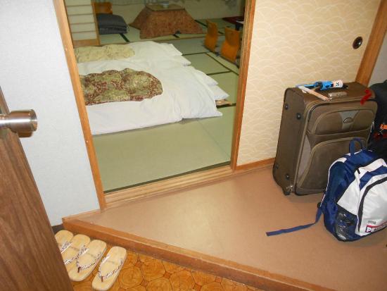 Isawa View Hotel: บริหารสัดส่วนของห้องได้อย่างลงตัว
