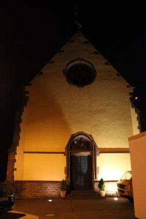 Kapelle auf dem Markusberg