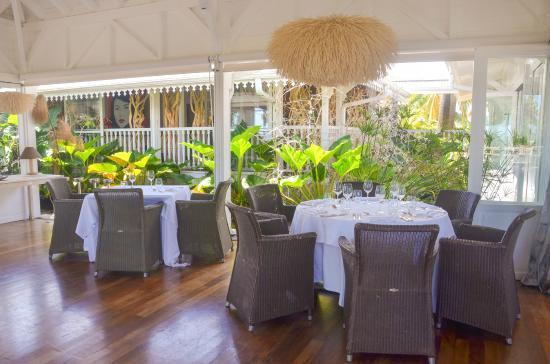 Hotel Plein Soleil: Vue du restaurant