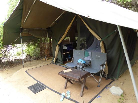 The Secret Yala: tent 5