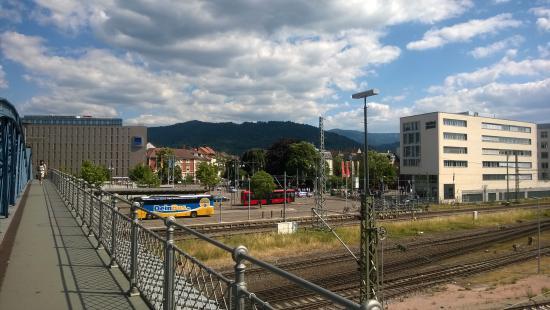 Novotel Freiburg: Novotel
