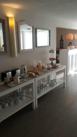Atlantico Boutique Hotel: Desayuno