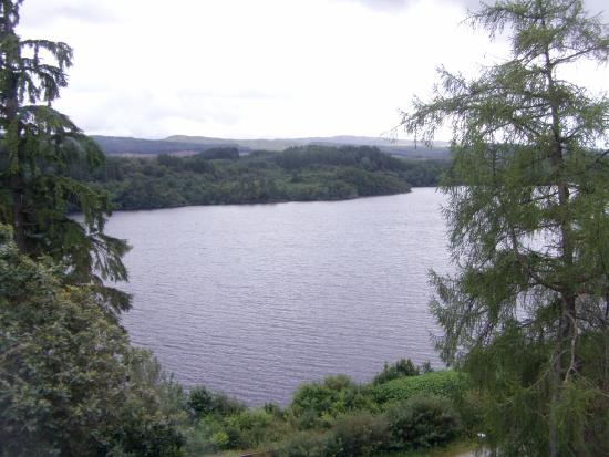 Loch Awe Hotel: view from room