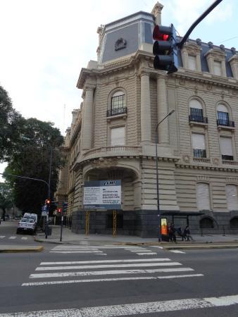 Aduana de Buenos Aires: Frente