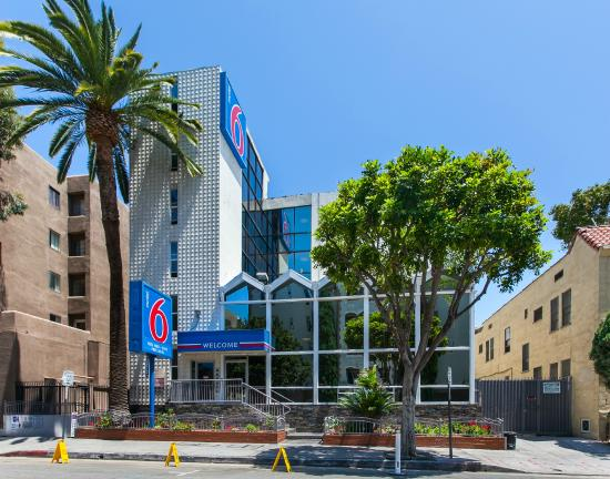 Motel 6 Los Angeles - Hollywood: Exterior