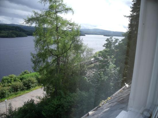 Loch Awe Hotel: another view from room