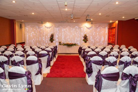 Royal Hotel: Weddings