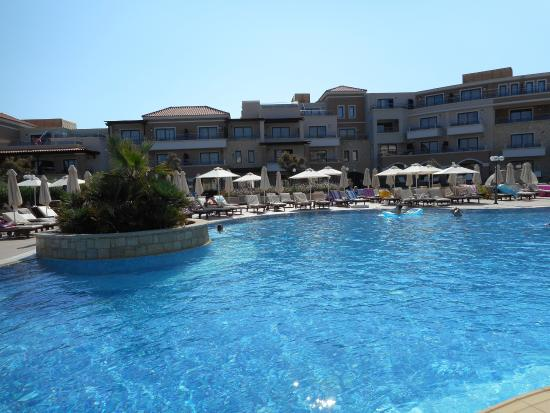 Atlantica Sensatori Resort Crete: One of the Large Pools