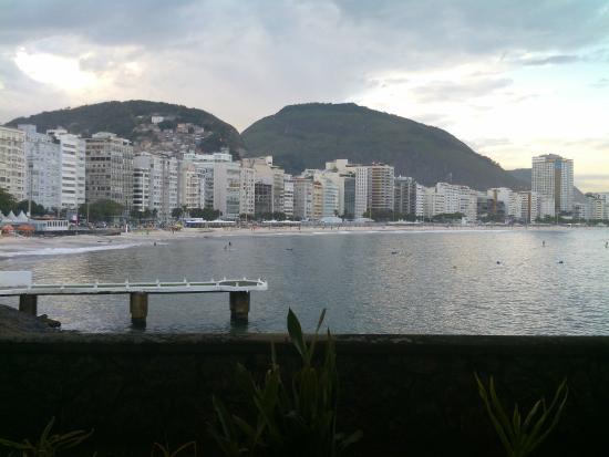 Forte de Copacabana: Fuerte de Copacabana