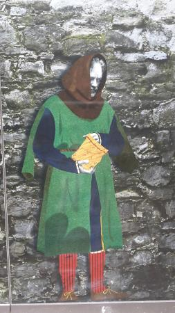 Tower of London: personaggi su cartelloni
