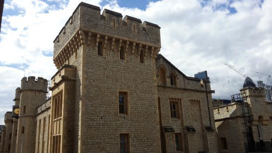 Tower of London: torri maestose