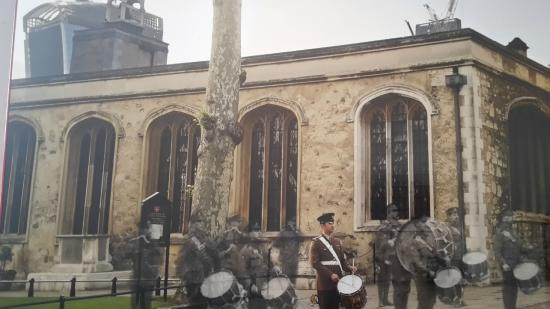 Tower of London: monumento imponente