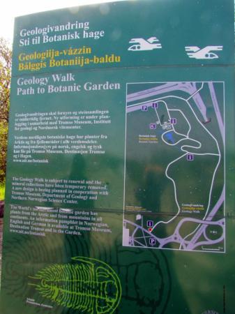 Tromso Botaniske Hage: Botanical Gardens