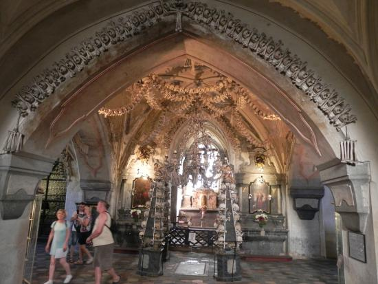 Ossuary / The Cemetery Church: Костница