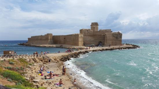 Castello Aragonese di Le Castella: Panorama