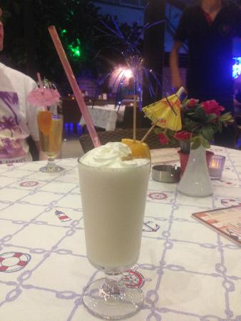 The Brothers Restaurant & Fun Pub: Pina Colada