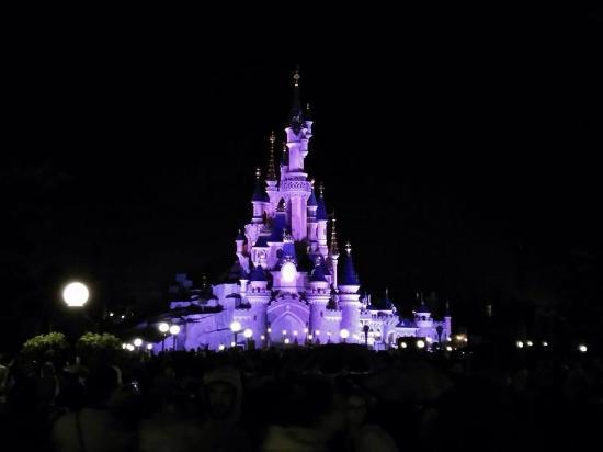 Disneyland Park: Castillo