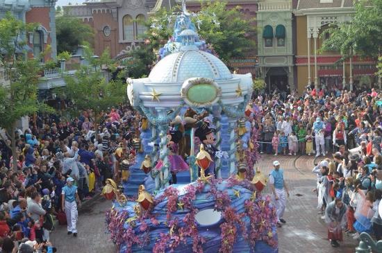 Disneyland Park: Cabalgata
