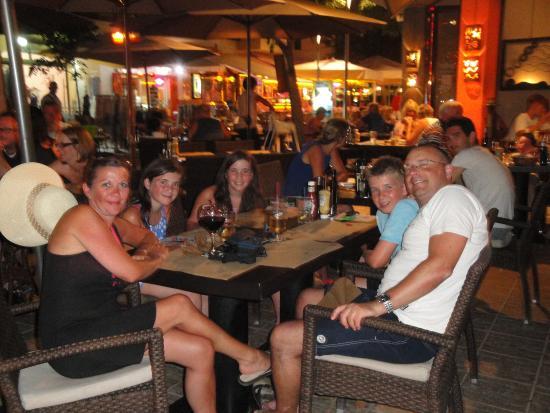 Tiberi Restaurant & Bistro: Tiberi Restaurant
