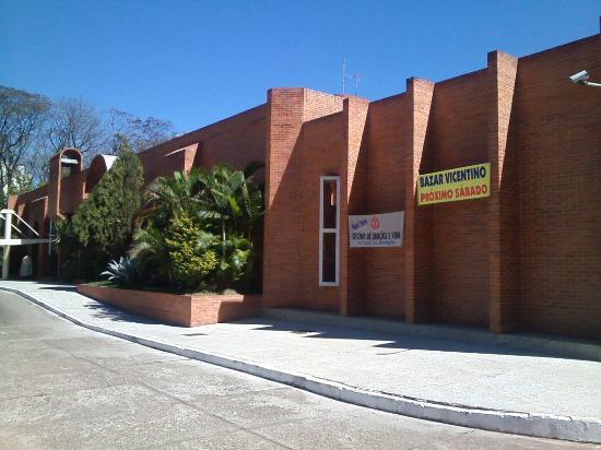 Sao Camilo de Lellis: Igreja São Camilo Lellis, fachada