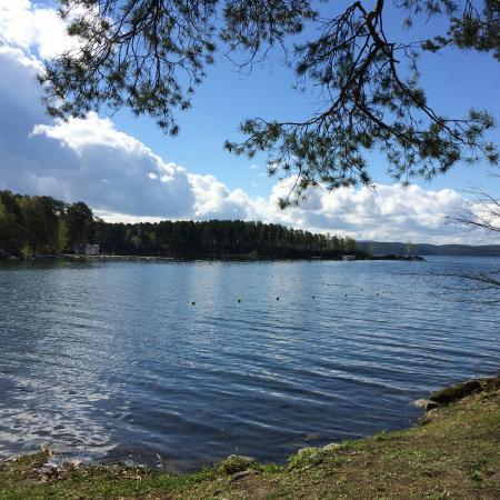FonGrad SPA Hotel: Озеро Тургояк