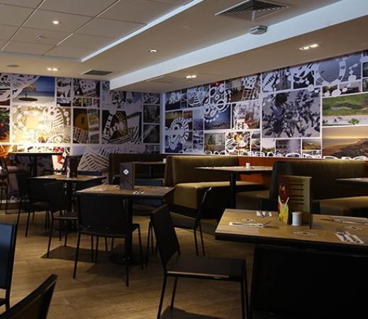 Casa Andina Select Miraflores: Restaurante