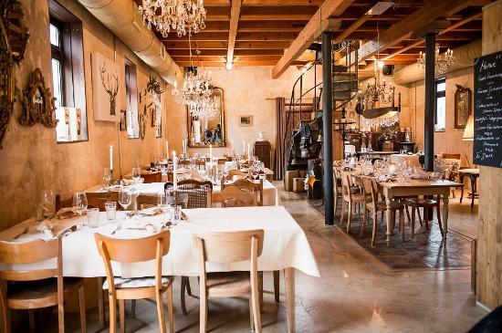 Restaurant rosstall