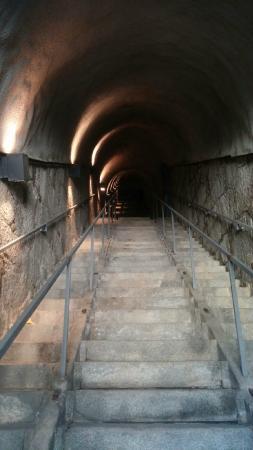 Fortezza - Franzenfeste: interni