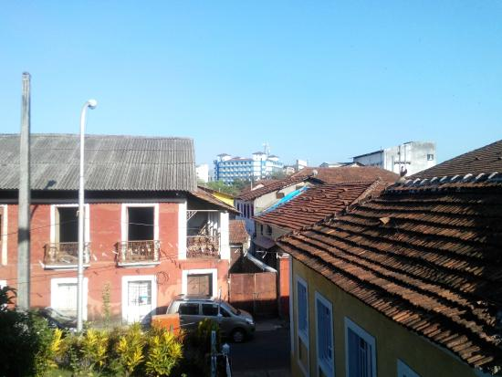 Orav's Guest House: overlooking the hotel room