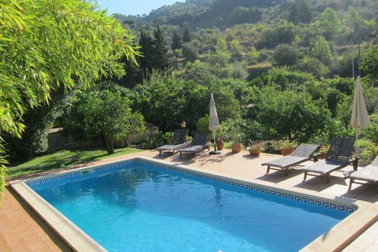 Agroturisme Finca Sa Maniga: La piscine