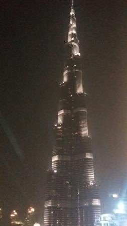 Burj Khalifa: Selfie here!