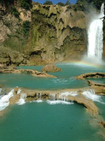 Paraiso Escondido: Cascada El Salto