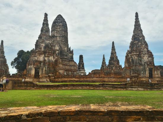 Wat Chaiwatthanaram: วัดไชยวัฒนาราม
